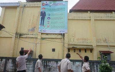 Protokol Kesehatan di Loka Litbangkes Pangandaran