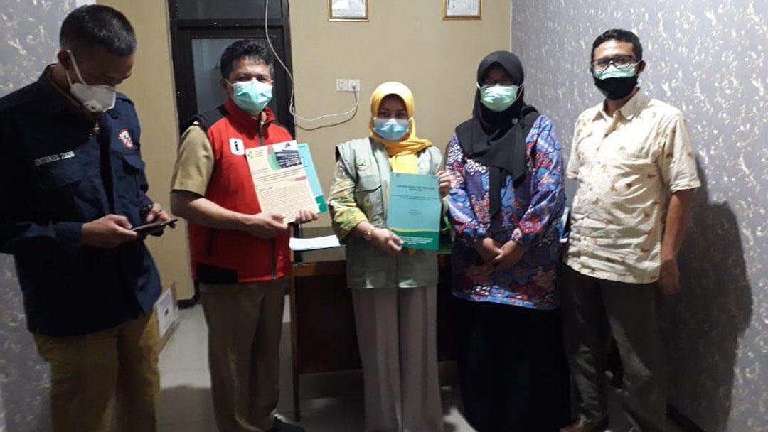 Laporan dan Rekomendasi Hasil Penelitian Sumber Daya Pengendalian Vektor Malaria di Kabupaten Garut