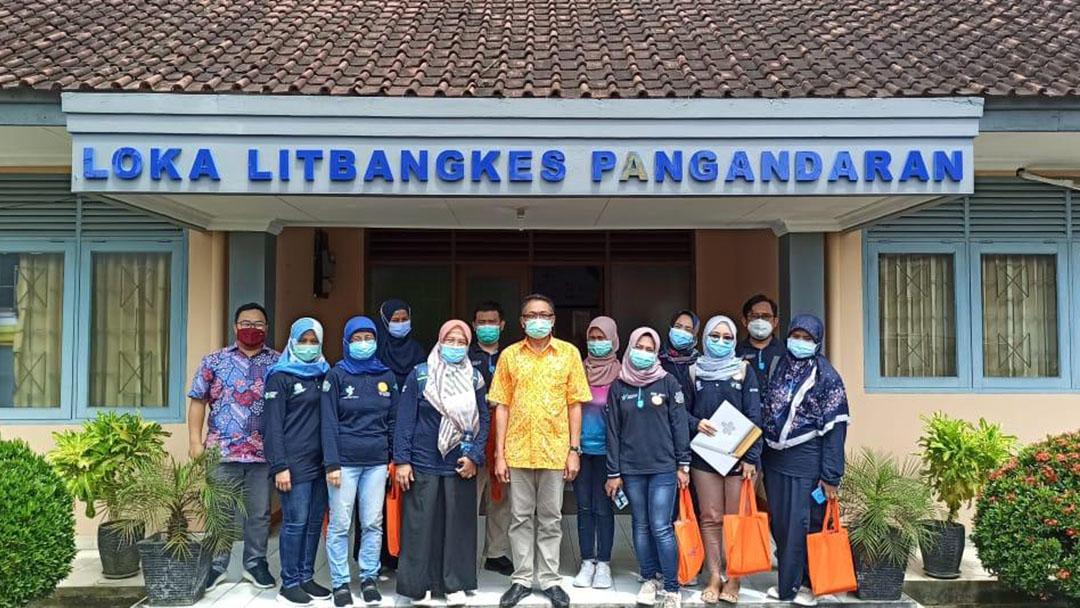 Kunjungan Kantor Kesehatan Pelabuhan Kelas II Bandung