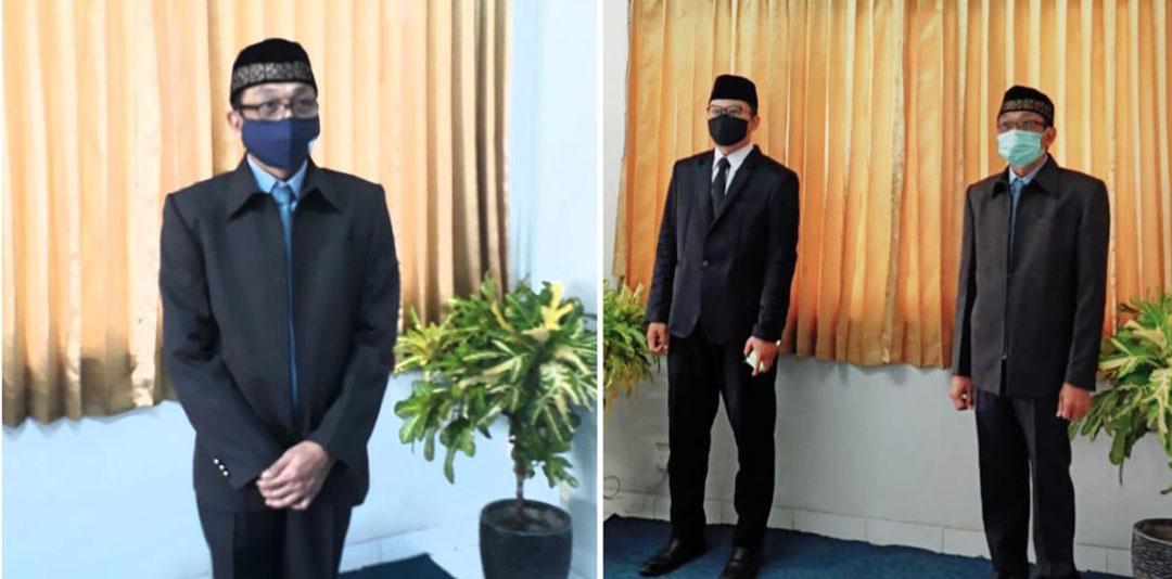 Pelantikan Pejabat Administrasi & Fungsional Loka Litbangkes Pangandaran