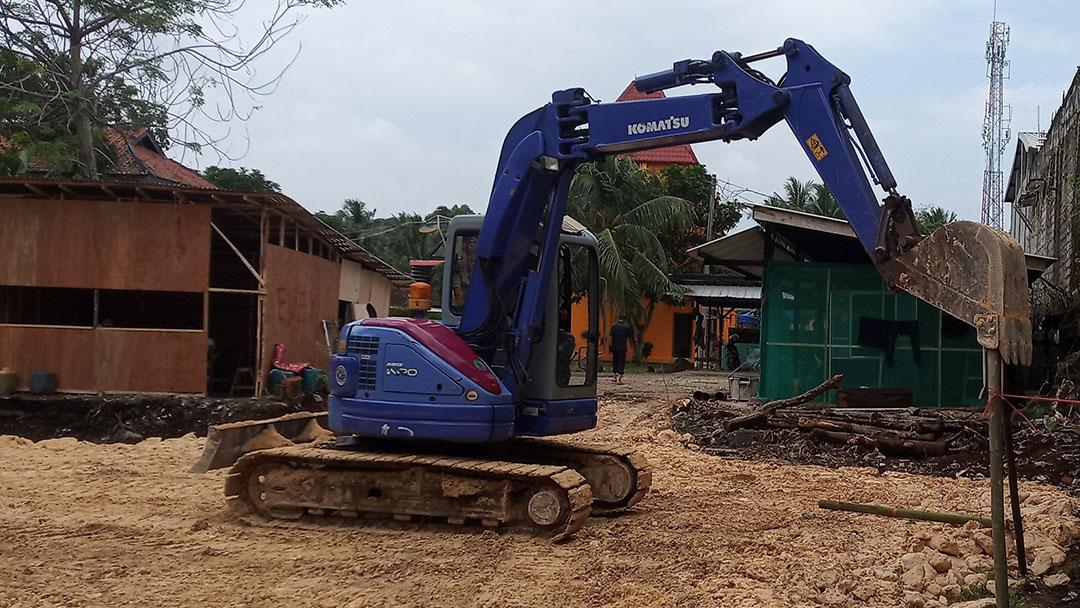 Pembangunan Laboratorium Kesehatan BSL-2 Pangandaran