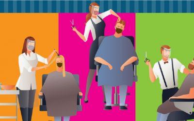 Adaptasi Kebiasaan Baru di Salon, Barbershop dan Tukang cukur
