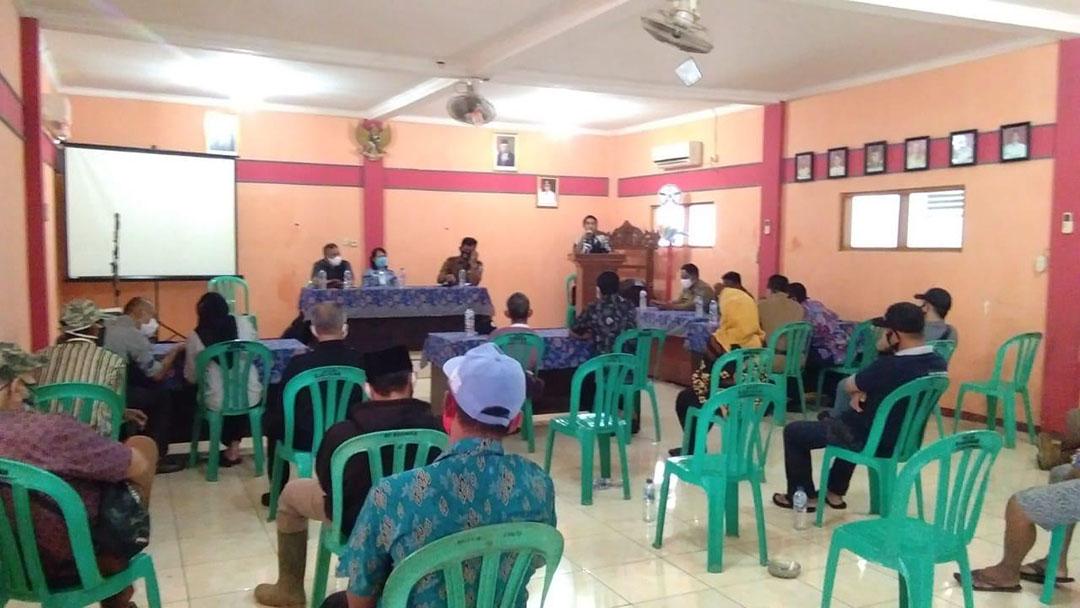 Sosialisasi Pembangunan Laboratorium Kesehatan BSL-2 Pangandaran
